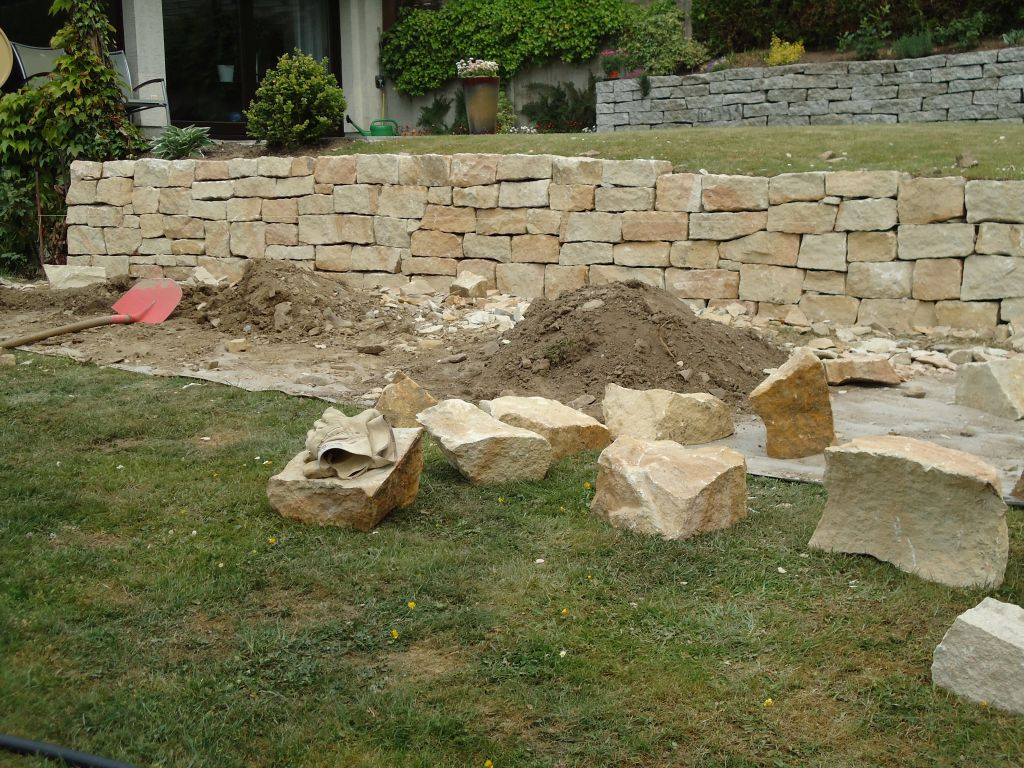 Betonfertigteile Garten mit gut ideen für ihr haus ideen